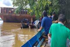 Warga Barito Utara tenggelam di Sungai Barito